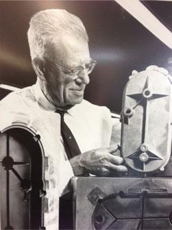 Our founder, William Percival Carpenter
